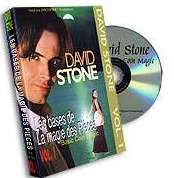 David Stone Coin Magic 2 Volume Set