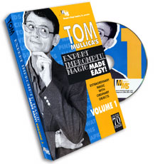 Expert Impromptu Magic Made Easy Tom Mullica- #1