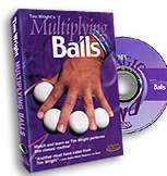 Multiplying Balls DVD
