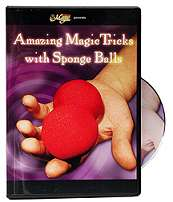 Amazing Magic With Sponge Balls