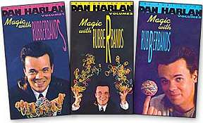 Magic With Rubberbands -  Harlan