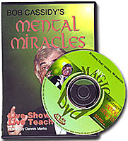 Mental Miracles, Cassidy
