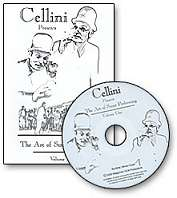 Art Of Street Performing - Cellini