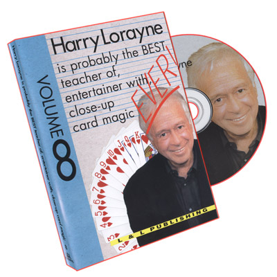 Harry Lorayne Worlds Greatest Volume 8*