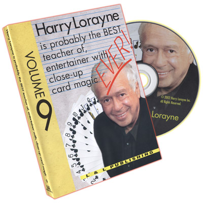 Harry Lorayne Best Ever! Volume 9