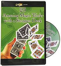 25-Tricks-With-A-Stripper-Deck