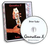 Generation X -  Brian Tudor - video DOWNLOAD