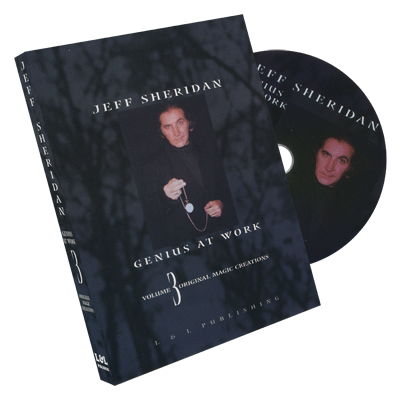 Jeff Sheridan Genius at Work Volume 3