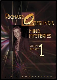 Mind Mysteries - Richard Osterlind
