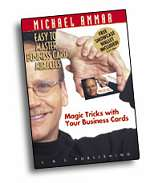 Easy To Master  Business Card Miracles