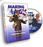 Making Magic DVD, Martin Lewis