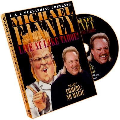 Michael Finney Live 3 Volume Set