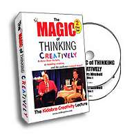 Magic Of Thinking Creatively DVD