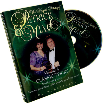 Magical Artistry of Petrick Vol.4