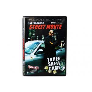 Street Monte - Three Shell Game