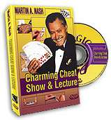 Charming Cheat Show & Lecture