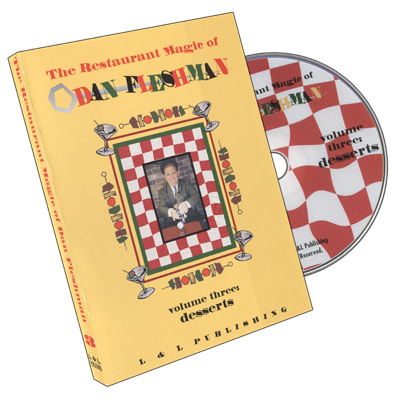 Restaurant Magic Volume 3 by Dan Fleshman*