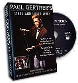 Steel & Silver LIVE - Paul Gertner