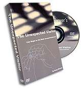 Unexpected Visitor DVD