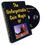 Unforgettable Coin Magic Of Codey Fisher