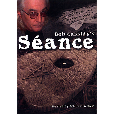 Seance-CD-by-Bob-Cassidy-audio-CD