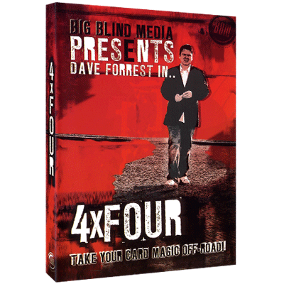 4 x Four by Dave Forrest - video DOWNLOAD