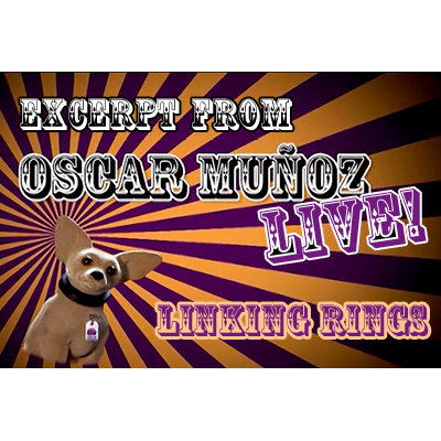 Linking-Rings-by-Oscar-Munoz-(Excerpt-from-Oscar-Munoz-Live)-video-DOWNLOAD