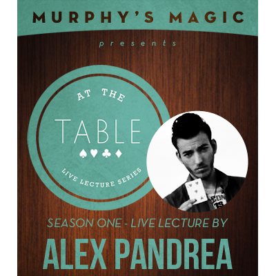 At-the-Table-Live-Lecture-Alex-Pandrea-5/7/2014-video-DOWNLOAD