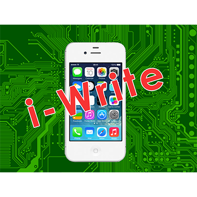 Iwrite by Nikos Kostopoulos video DOWNLOAD