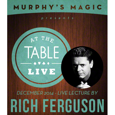 At the Table Live Lecture - Rich Ferguson video DOWNLOAD