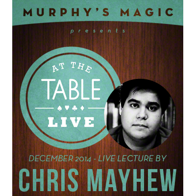 At the Table - Chris Mayhew- video DOWNLOAD