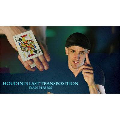 Houdinis-Last-Transposition-by-Dan-Hauss-video-DOWNLOAD