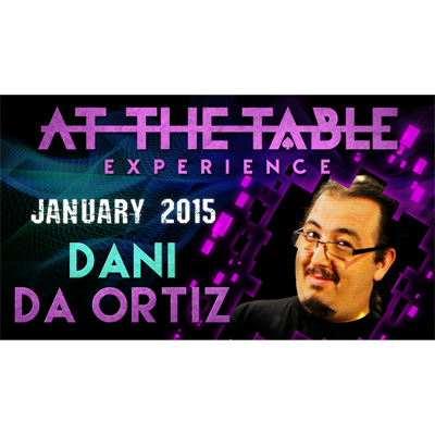 At the Table Live Lecture - Dani da Ortiz Video Download