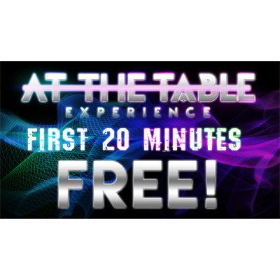 AT THE TABLE - First 20 min FREE video download