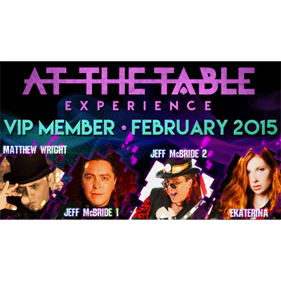 At The Table Live Lectures February 2015