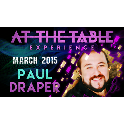 At the Table - Paul Draper - video DOWNLOAD