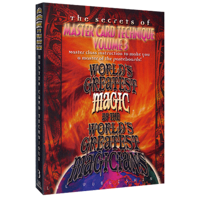 Master Card Technique - Worlds Greatest Magic - video DOWNLOAD