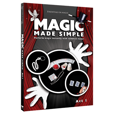 Magic Made Simple Act 1 - video DOWNLOAD