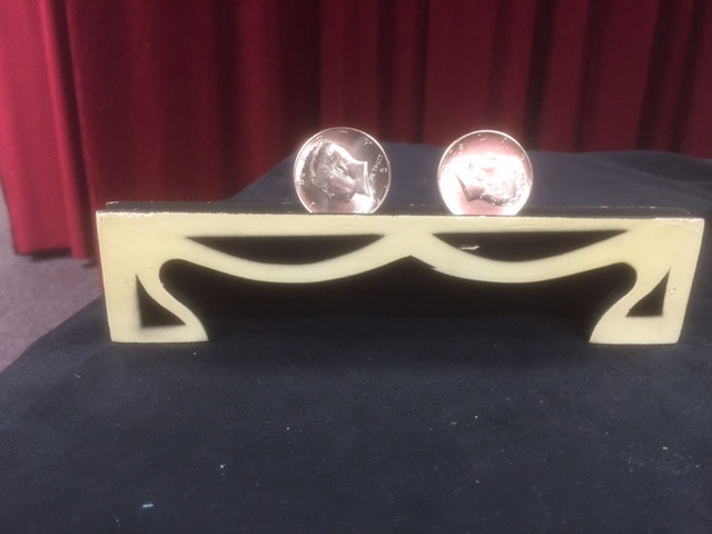 English Coin Stand