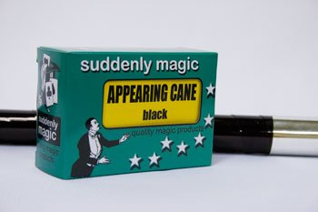 Appearing Cane by Suddenly Magic