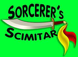 Sorcerer Scimitar thru Arm