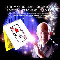 Signature Edition Sketchpad by Martin Lewis