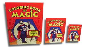 Magic-Coloring-Book