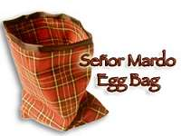 Senor Mardo Egg Bag