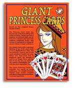 Giant Princess Card