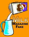 Milk Magazine Fake