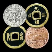 Silver Copper Brass Trasnposition 64 Kennedy