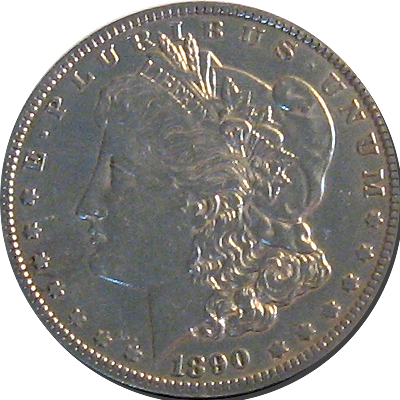Expanded Morgan Dollar by Johnson Products