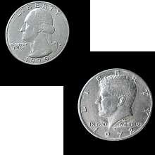 Steel Core Coin - Johnson