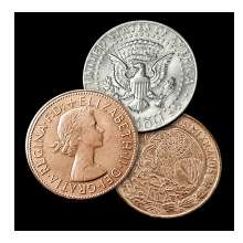 Two Copper One Silver by Johnson Products